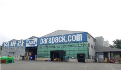 HACCP-Bara factory