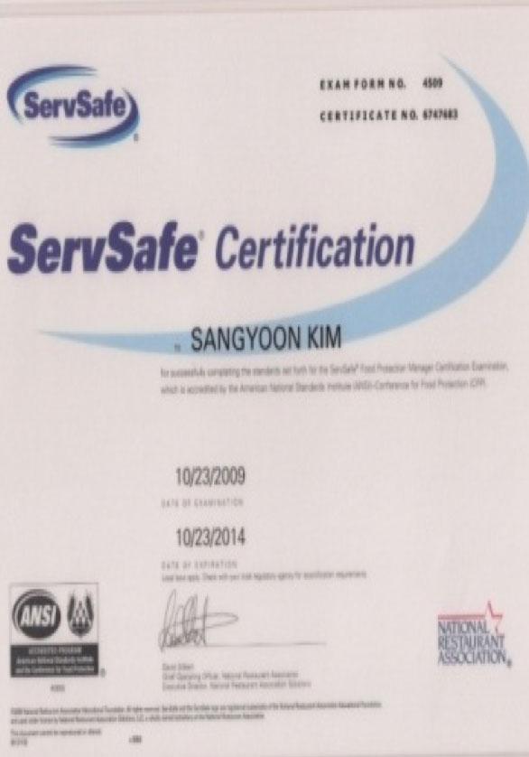 Hygienist Certification _USA