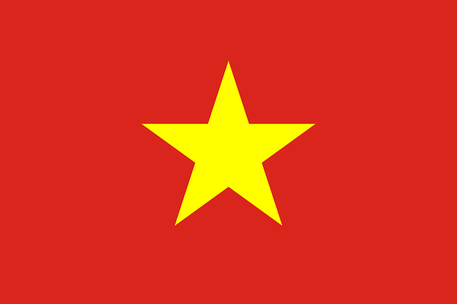 1280px Flag Of Vietnam